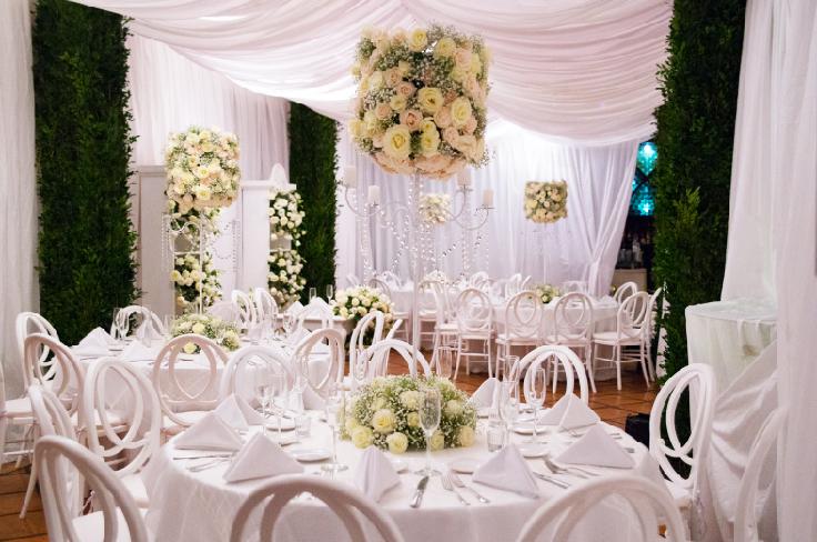 Decoracion de boda sofia vergara wedding decoracion - Decoracion bodas baratas ...